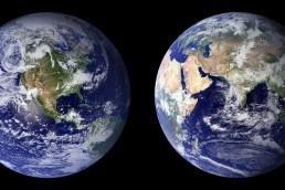 Communication planète monde